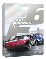 Fast & Furious 6 - Bd Steelbook - COPIE LIMITATE -