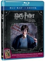 Harry Potter e La Camera dei Segreti (Blu-Ray+e-Book)