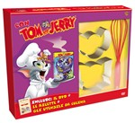 Tom E Jerry Gift Edition (Dvd+2 Formine+frusta)