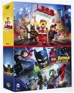 The Lego Movie / Lego - Batman - The Movie (2 Dvd)