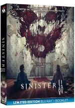 Sinister 2 (Limited Edition) (blu-ray+booklet)