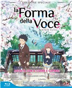 La Forma della Voce (Special Edition) (First Press)