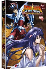 I Cavalieri Dello Zodiaco - The Lost Canvas #02 (3 Dvd)