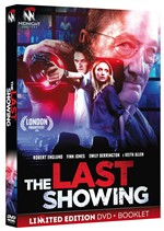 The Last Showing (Limited Edition) (dvd+booklet)