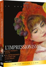 Gli Impressionisti (Limited Edition) (2 Dvd)