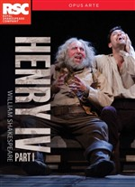 William Shakespeare - Henry Iv Part I (2 Dvd) [edizione: Regno Unito]