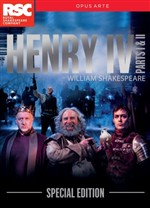 William Shakespeare - Henry Iv Parts I & Ii (4 Dvd) [edizione: Regno Unito]