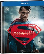 Batman V Superman - Dawn Of Justice (Limited Edition) (digibook) (2 Blu-ray+libro)