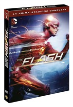 The Flash - Stagione 01 (5 Dvd)