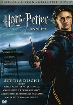 Harry Potter Cofanetto (Special Edition) (8 Dvd)