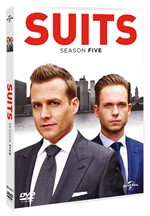 Suits - Stagione 05 (4 Dvd)