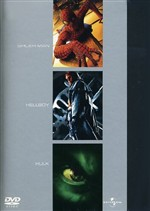 Spider-man / Hellboy / Hulk (3 Dvd)