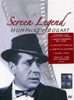 Humphrey Bogart Screen Legend Collection (5 Dvd)