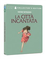 La Citta' Incantata (dvd+blu-ray) (ltd Ce Steelbook)