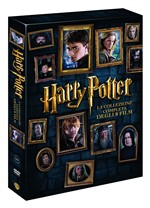 Harry Potter Collezione Completa (Special Edition) (8 Dvd)