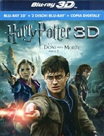 Harry Potter e I Doni della Morte - Parte 02 (3d) (Blu-Ray 3d+2 Blu-Ray+copia Digitale)