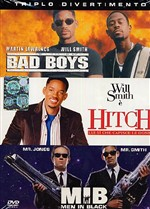 Hitch / Men In Black / Bad Boys (3 Dvd)