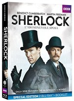 Sherlock - L'abominevole Sposa (Special Edition) (2 Blu-ray+booklet)