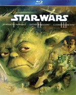 Star Wars Prequel Trilogy - Episodi 1-2-3 (3 Blu-Ray)