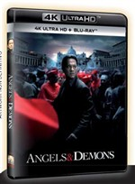 Angeli e Demoni (Blu-Ray 4k Ultra Hd+blu-Ray)