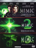 Mimic Trilogia (3 Dvd)