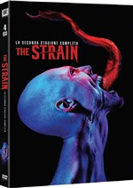 The Strain - Stagione 02 (4 Dvd)