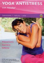 Yoga Antistress Con Ateeka (Dvd+booklet)