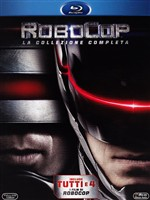 Robocop Collection (4 Blu-ray)