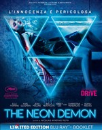 The Neon Demon (Limited Edition) (blu-ray+booklet)