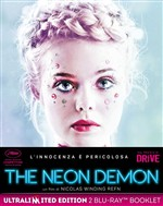The Neon Demon (ultra Ltd Steelbook) (2 Blu-ray+booklet)