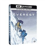 Everest (Blu-ray Ultra Hd 4k+blu-ray)