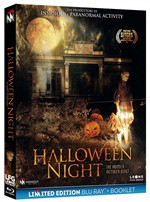 Halloween Night (Limited Edition) (blu-ray+booklet)