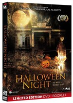 Halloween Night (Limited Edition) (dvd+booklet)