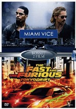 Miami Vice (2006) / The Fast And The Furious - Tokyo Drift (2 Dvd)
