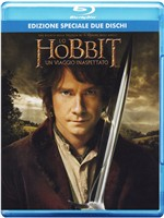 Lo Hobbit - Un Viaggio Inaspettato (2 Blu-Ray+copia Digitale)