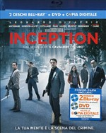 Inception (2 Blu-ray+dvd+copia Digitale)