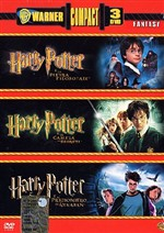 Harry Potter Cofanetto (3 Dvd)
