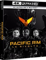 Pacific Rim: La Rivolta 4K Ultra HD + Blu-Ray