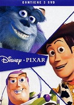 Disney - Pixar Cofanetto (3 Dvd)