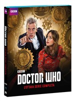 Doctor Who - Stagione 08 - New Edition + Special Last Christmas (6 Blu-Ray)