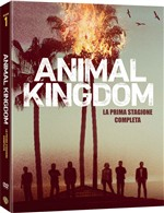 Animal Kingdom - Stagione 01 (3 Dvd)