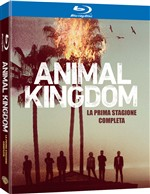 Animal Kingdom - Stagione 01 (2 Blu-Ray)