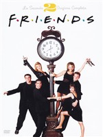 Friends - Stagione 02 (5 Dvd)