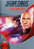 Star Trek Next Generation Stagione 02 #02 (3 Dvd)