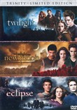 Twilight Saga Trinity (Limited Edition) (3 Dvd)