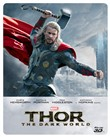 Thor - The Dark World (Ltd Steel Book Edition) (blu-ray 3d+blu-ray)