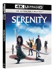 Serenity (Blu-Ray 4k Ultra Hd+blu-Ray)