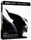 Maleficent - Signora del Male (Blu-Ray 4k Ultra Hd+blu-Ray) (Ltd Steelbook)