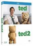Ted / Ted 2 (2 Blu-Ray)