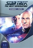Star Trek Next Generation Stagione 01 #01 (3 Dvd)